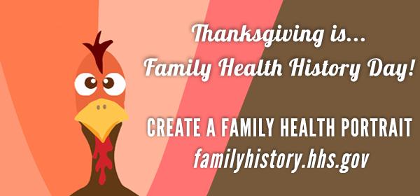 family-health-history-day
