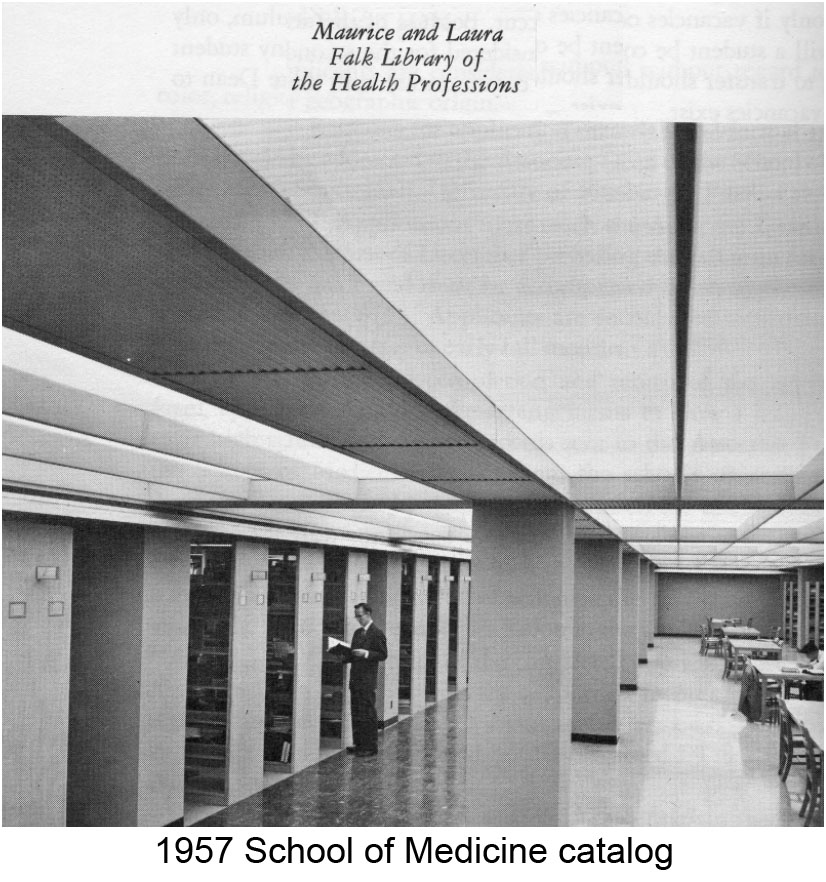 1957 School of Medicine Catalog