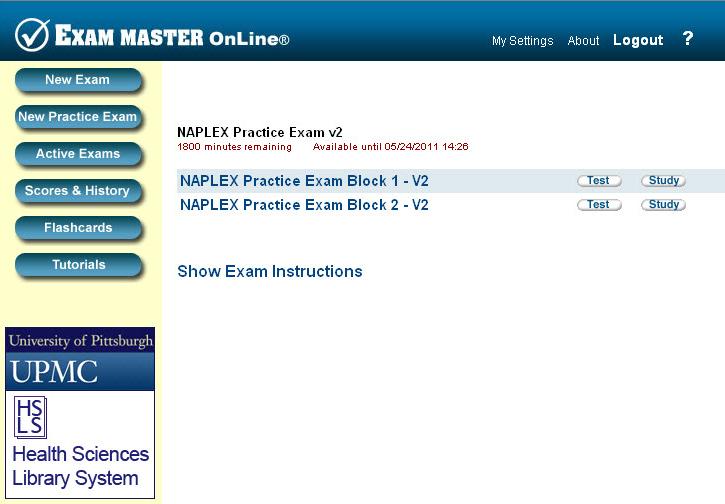 NAPLEX Practice Exam