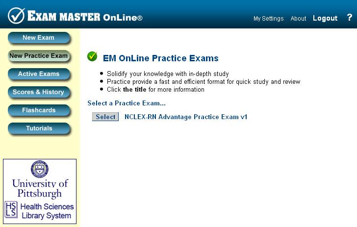 NCLEX-RN Practice Exam