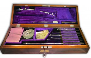 Amputation Surgical Set