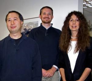 Dave Leung, Tristan Lucchetti, and Rhoda Ludin