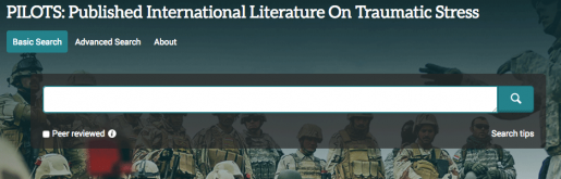 PILOTS: Published International Literature On Traumatic Stress