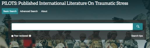 PILOTS: Published International Literature On Traumatic Stress
