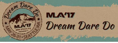 MLA '17 - Dream Dare Do