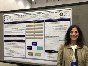 Klein-Fedyshin with AACP poster