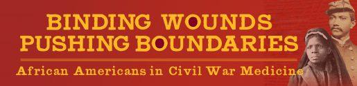 Binding Wounds, Pushing Boundaries exhibit